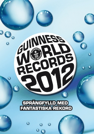 Guinness world records: 2012.